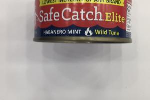 Habanero Mint Wild Tuna