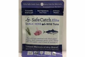 ELITE GARLIC HERB WILD TUNA