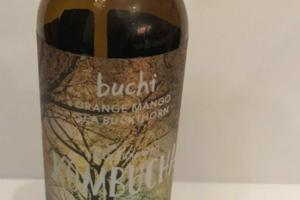 ORANGE MANGO SEA BUCKTHORN LEGACY CRAFT BREWED KOMBUCHA