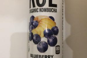 Organic Kombucha Sparkling Beverage