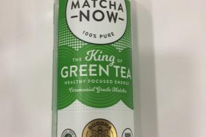The King Of Green Tea
