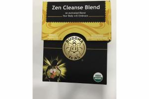 ZEN CLEANSE BLEND ORGANIC HERBAL TEA