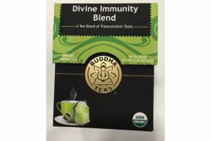 DIVINE IMMUNITY BLEND ORGANIC HERBAL TEA BAGS