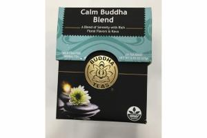 CALM BUDDHA BLEND WILD CRAFTED HERBAL TEA