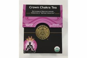 CROWN CHAKRA 100% ORGANIC HERBAL TEA