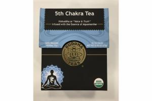 5TH CHAKRA 100% ORGANIC HERBAL TEA