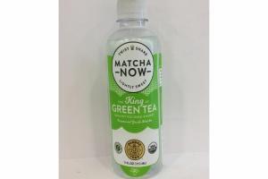 LIGHTLY SWEET GREEN TEA