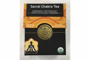 SACRAL CHAKRA 100% ORGANIC HERBAL TEA