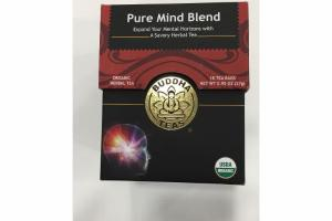 PURE MIND BLEND ORGANIC HERBAL TEA BAGS