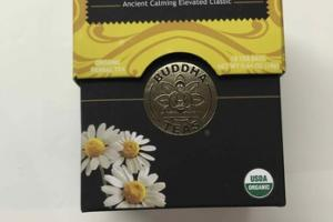 ANCIENT CALMING ELEVATED CLASSIC CHAMOMILE FLOWER TEA