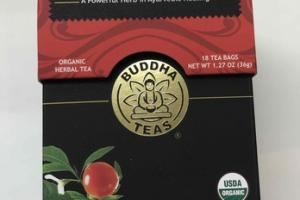 ORGANIC ASHWAGANDHA HERBAL TEA BAGS