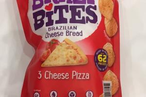 Brazilian Cheese Bread Pizza
