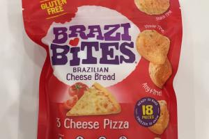 Brazilian Cheese Pizza Bread