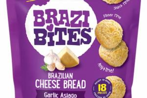 GARLIC ASIAGO BRAZILIAN CHEESE BREAD