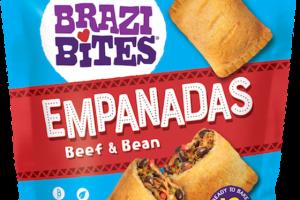BEEF & BEAN EMPANADAS