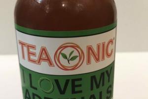 CINNAMON, GINGER STRESS RELIEF HERBAL TEA TONIC