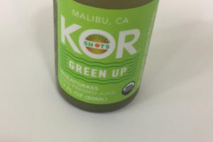 Green Up Cold-pressed Juice