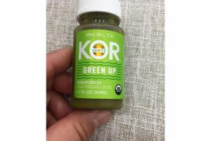 GREEN UP WHEATGRASS COLD-PRESSED JUICE