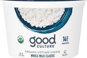Organic Cottage Cheese