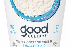 2% Low-fat Simply Cottage Cheese