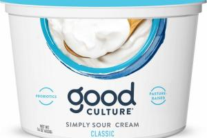 CLASSIC RICH & CREAMY SIMPLY SOUR CREAM