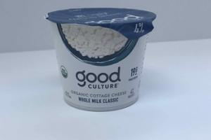 WHOLE MILK CLASSIC ORGANIC COTTAGE CHEESE