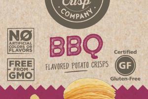 Bbq Flavored Potato Crisps
