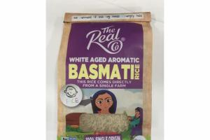 WHITE AGED AROMATIC BASMATI RICE