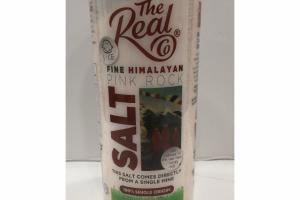 FINE HIMALAYAN PINK ROCK SALT
