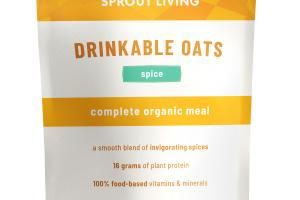 SPICE PLANT-BASED INSTANT POWDER MIX DRINKABLE OATS