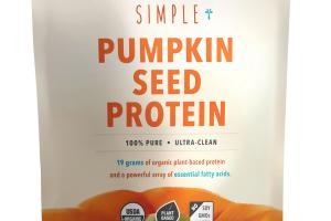 SIMPLE PUMPKIN SEED PROTEIN