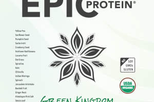 GREEN KINGDOM EPIC PLANT-BASED PROTEIN