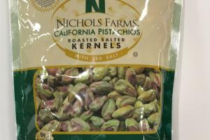 California Pistachios Roasted Salted Kernels