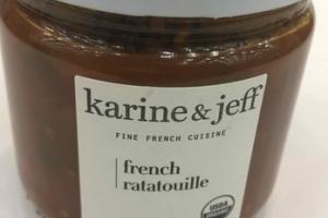 FRENCH RATATOUILLE FINE FRENCH CUISINE