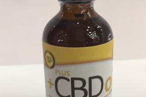 Gold Formula 5 Mg Cbd Dietary Supplement