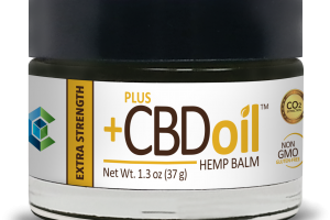 EXTRA STRENGTH HEMP BALM