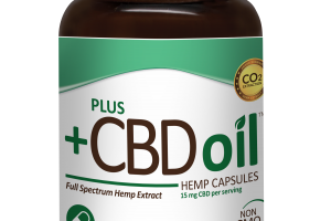 FULL SPECTRUM HEMP EXTRACT DIETARY SUPPLEMENT CAPSULES