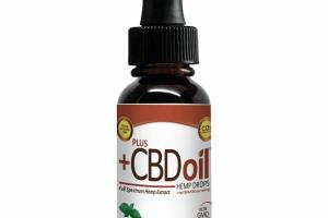 PEPPERMINT FULL SPECTRUM HEMP EXTRACT DIETARY SUPPLEMENT DROPS
