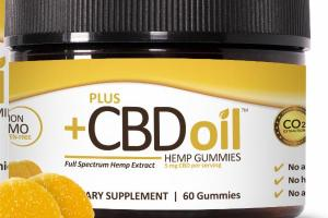 CITRUS PUNCH FULL SPECTRUM HEMP EXTRACT DIETARY SUPPLEMENT GUMMIES