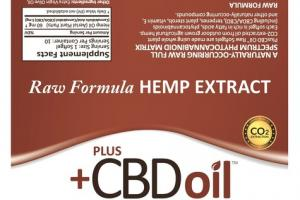 RAW FORMULA FULL SPECTRUM HEMP EXTRACT CBDA/CBD 5 MG DIETARY SUPPLEMENT SOFTGELS
