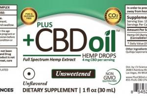 FULL SPECTRUM HEMP EXTRACT DIETARY SUPPLEMENT