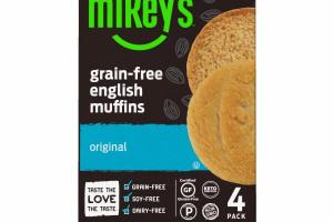 ORIGINAL GRAIN-FREE ENGLISH MUFFINS