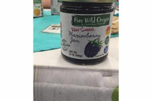RAW SUGAR MARIONBERRY JAM