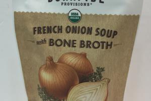 French Onion Soup With Bone Broth