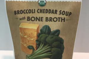 Broccoli Cheddar Soup With Bone Broth