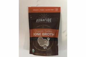 SAGE & ROSEMARY ORGANIC TURKEY BONE BROTH