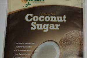 Organic Palm Coconut Sugar