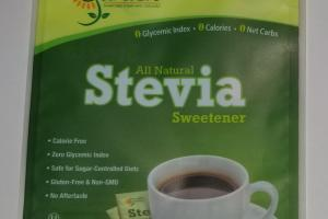 All Natural Stevia Sweetener