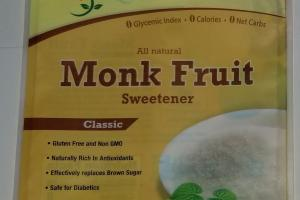 Classic Monk Fruit Sweetener