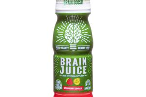 STRAWBERRY LEMONADE 75MG OF GREEN TEA CAFFEINE LIQUID NUTRITIONAL SUPPLEMENT
